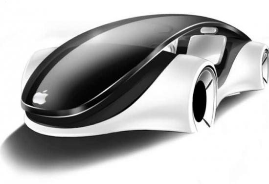 Xe tự lái Apple trong tưởng tượng của giới thiết kế