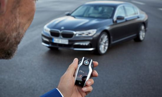 Bắt trộm xe BMW bằng công nghệ khóa từ xa
