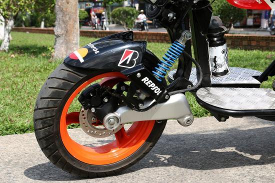 Xe độ SYM Scooter 125cc 12