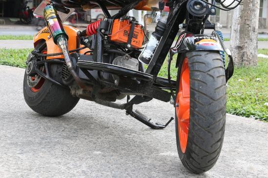 Xe độ SYM Scooter 125cc 15