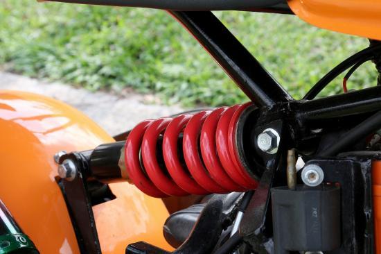 Xe độ SYM Scooter 125cc 16