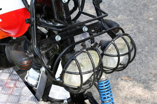 Xe độ SYM Scooter 125cc 17