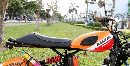 Xe độ SYM Scooter 125cc 19