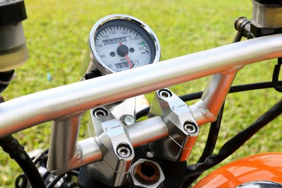 Xe độ SYM Scooter 125cc 20