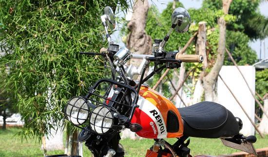 Xe độ SYM Scooter 125cc 3