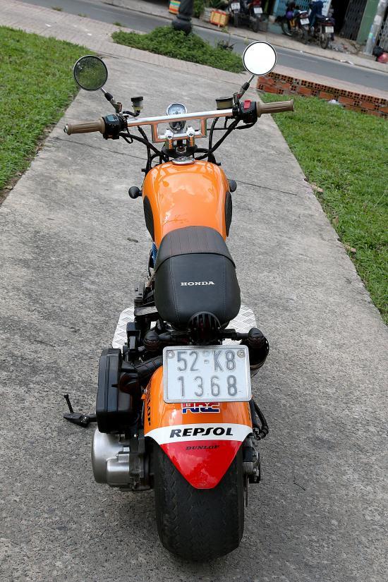 Xe độ SYM Scooter 125cc 5