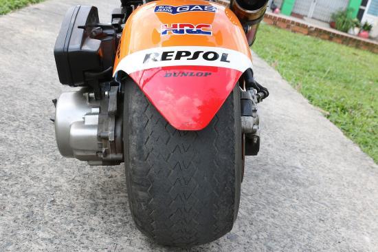 Xe độ SYM Scooter 125cc 7