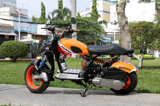 Xe độ SYM Scooter 125cc 9
