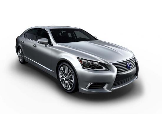Xe Lexus LS 2013