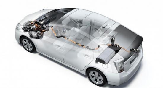 Xe Toyota Prius