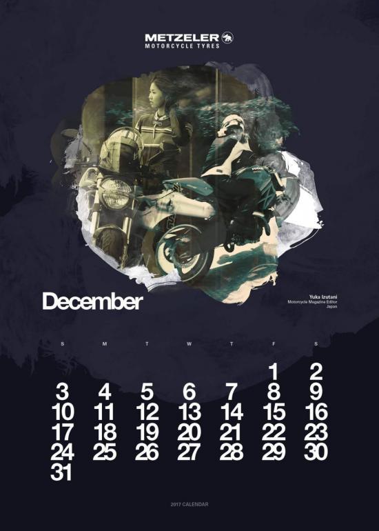 Lịch Metzeler 2017 12