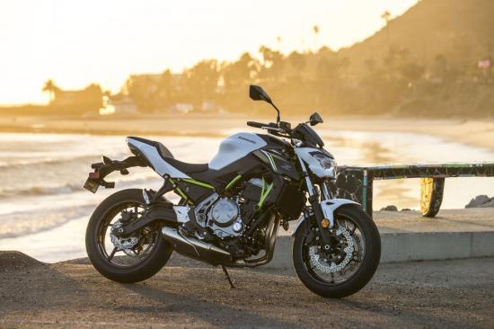 Xe Kawasaki Z650 2017