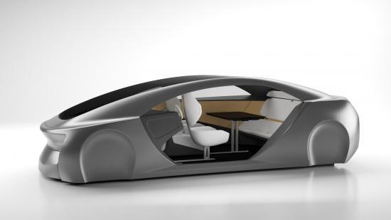 Panasonic Autonomous Cabin 1