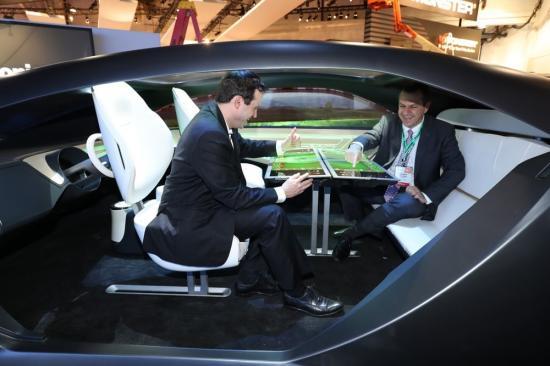 Panasonic Autonomous Cabin