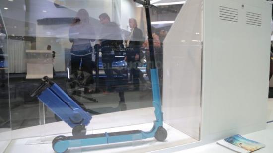 Xe Hyundai Scooter concept