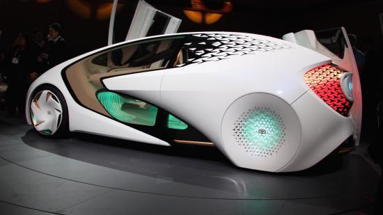 Xe Toyota Concept i 1