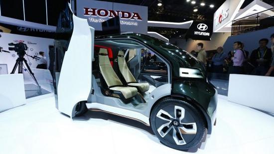 Xe Honda NeuV