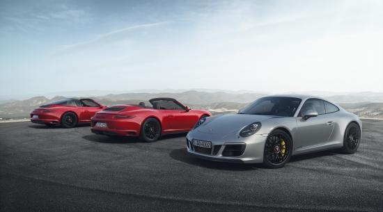 Xe Porsche 911 GTS 2017 1