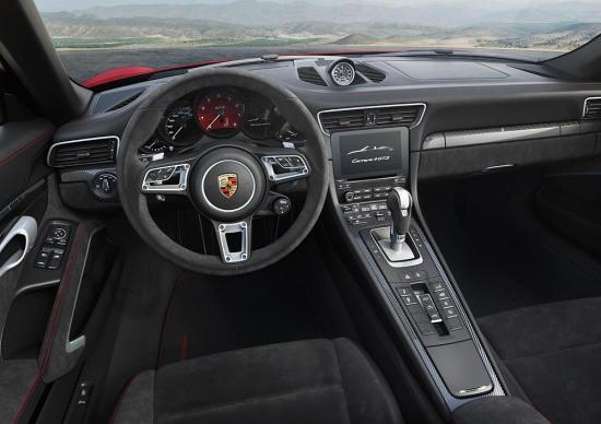 Xe Porsche 911 GTS 2017 6