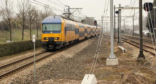 Đường sắt Hà Lan chính thức chạy bằng năng lượng từ gió 2