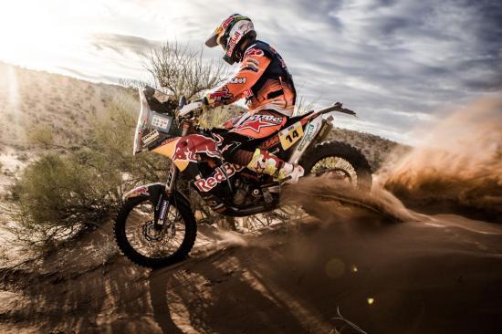 KTM vô địch Dakar Rally 2017