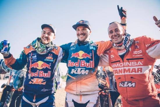 KTM vô địch Dakar Rally 2017 1