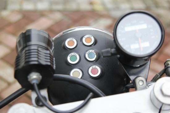 Xe độ Honda CBT125 Cafe Racer 14