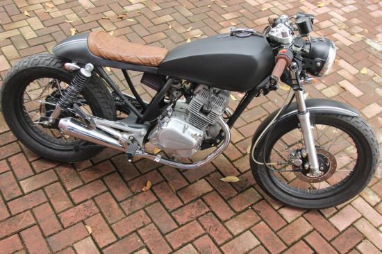 Xe độ Honda CBT125 Cafe Racer 18