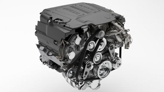 Động cơ Jaguar Land Rover