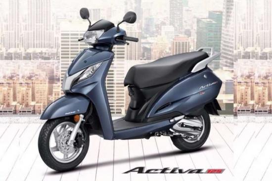 Xe Honda Activa 125 2017