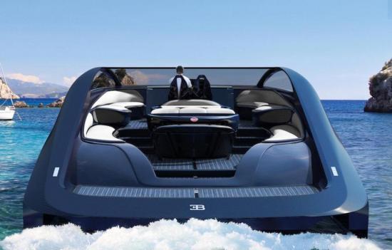 Du thuyền Bugatti Niniette 66 4