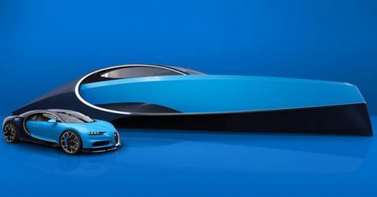 Du thuyền Bugatti Niniette 66 5