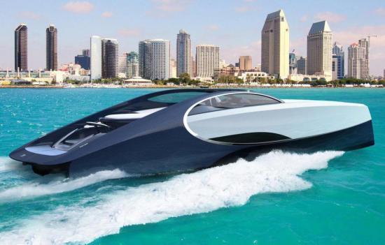 Du thuyền Bugatti Niniette 66