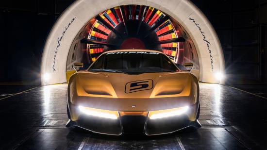 Xe đua Pininfarina Fittipaldi EF7 Vision Gran Turismo 2