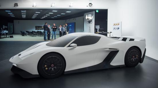 Xe đua Pininfarina Fittipaldi EF7 Vision Gran Turismo 4