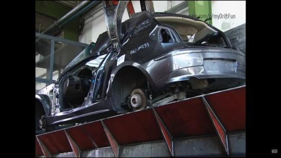 Tái chế xe sang BMW 4