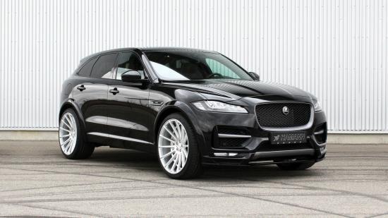 Hamann nâng cấp toàn diện xe Jaguar F-Pace 3