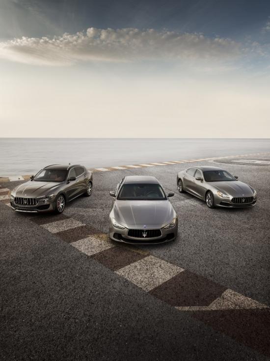 Xe Maserati – Đẳng cấp của sự xa xỉ 1