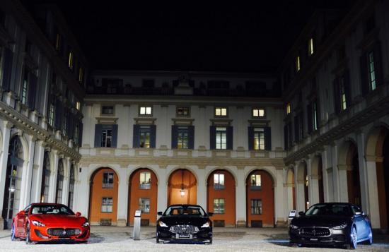 Xe Maserati – Đẳng cấp của sự xa xỉ 2