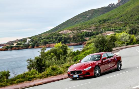 Xe Maserati – Đẳng cấp của sự xa xỉ 3