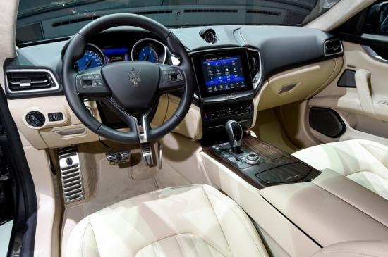 Xe Maserati – Đẳng cấp của sự xa xỉ 6