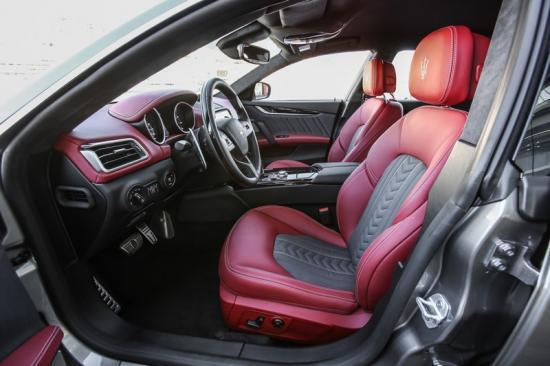 Xe Maserati – Đẳng cấp của sự xa xỉ 14