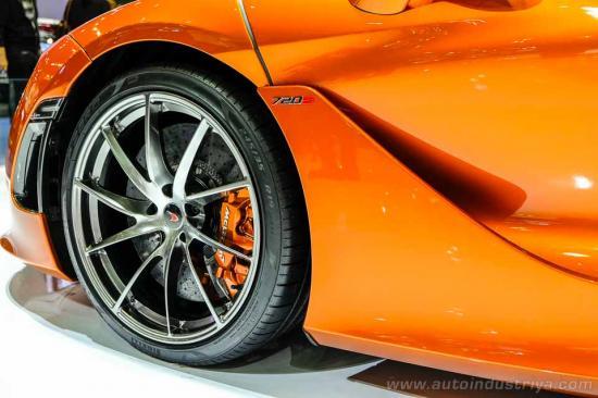 Siêu xe McLaren 720S ra mắt tại Thái Lan 4