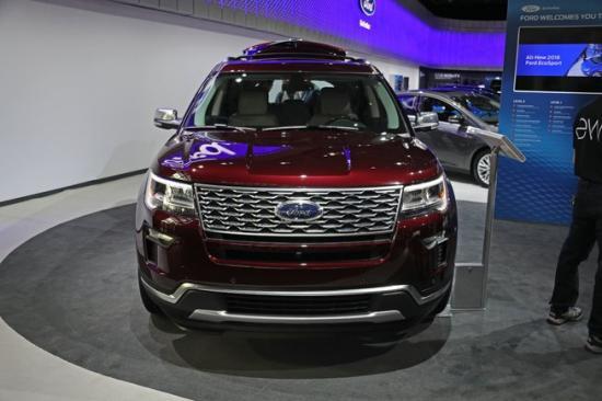 Xe Ford Explorer 2018 2