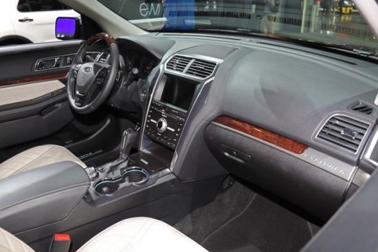 Xe Ford Explorer 2018 5