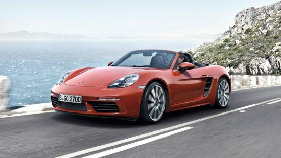 xe Porsche Boxster/Cayman
