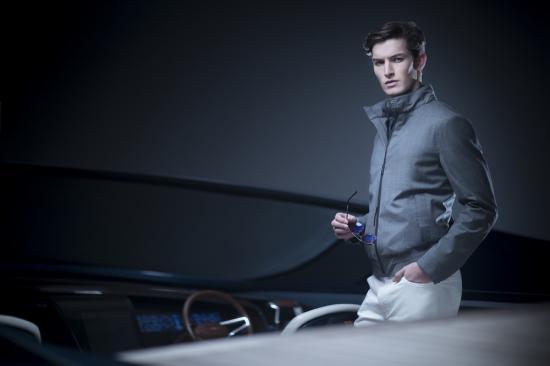Bộ sưu tập Aston Martin by Hackett 4