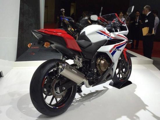Xe Honda CBR400R 1