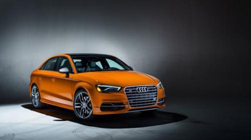 Audi S3 sedan 2