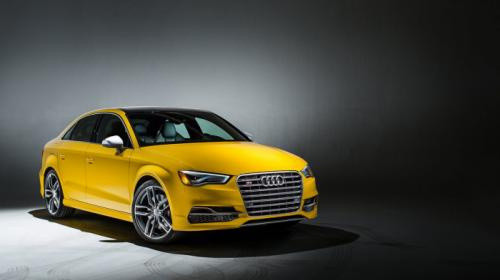 Audi S3 sedan 9